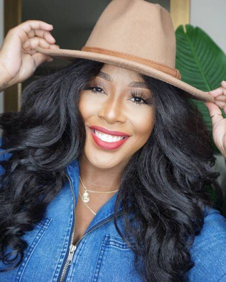 """Have you seen my """"Fedora Season"""" blog post yet? Be sure to check it out!! www.makeupmesha.com  I shared and included the links to all of my Fedoras!!    @liketoknow.it #LTKstyletip #LTKunder50 #bloggerstyle #Fall #fallmusthaves #FallFashion  Shop your screenshot of this pic with the LIKEtoKNOW.it shopping app http://liketk.it/2XqqP #liketkit"""