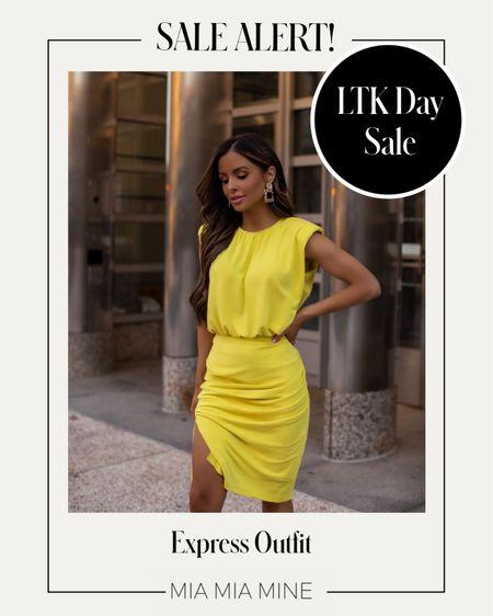Express neon set on sale for LTK Day   #LTKsalealert #LTKDay #LTKunder100