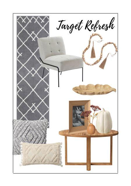Target home decor. Seasonal decor. Fall decor. Room refresh   #LTKhome #LTKSeasonal #LTKstyletip