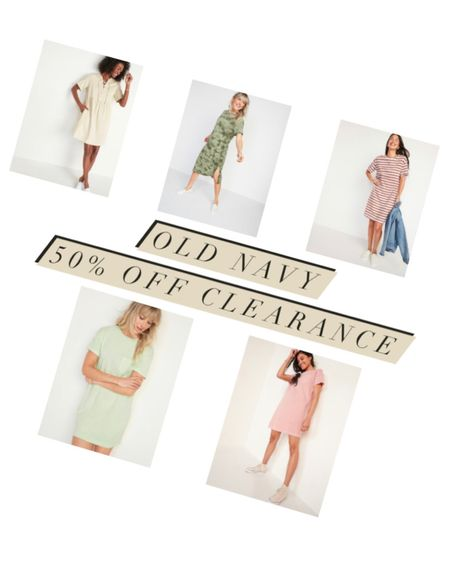These spring dresses at Old Navy are an additional 50% off their clearance price! Snag yours ASAP! http://liketk.it/3b4Hi #liketkit #LTKunder50 #LTKSpringSale @liketoknow.it
