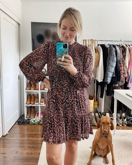This dress is seriously so flattering on and under $40 😍   #LTKunder50
