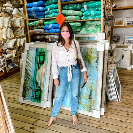 Saturday's stroll through the wicker store • Follow @hotandcole on Instagram • You can instantly shop my looks by following me on the @liketoknow.it shopping app   http://liketk.it/2ZyvH #liketkit