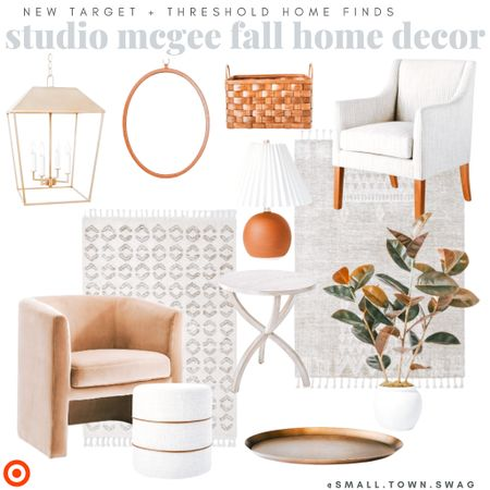 New studio mcgee at Target! . . . . . .  Threshold // threshold Target // Target finds // Target home // Target decor // studio mcgee // side table // accent table // coffee table // lighting // accent chair // dining chair // arched decor // rainbow decor // table // dining table // lights lamp // book ends // marble decor // marble book ends // marble box // home decor // pottery // ceramic // ceramics // ceramic vase // neutral decor // pillows // tray // living room // dining room // family room // library // modern farmhouse // industrial // Scandinavian // throw pillows // blankets // throw blanket // leather decor // leather vase // leather tray // Sherpa pillow // Sherpa blanket // home office   http://liketk.it/3jElk #liketkit @liketoknow.it   #LTKunder100 #LTKsalealert #LTKhome