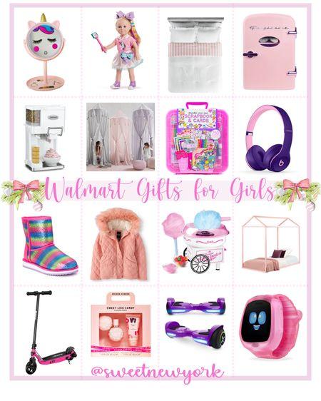 Walmart finds gift guide for girls http://liketk.it/31lBE #liketkit @liketoknow.it #LTKgiftspo #LTKfamily #LTKkids