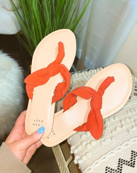 the cutest sandals for spring + summer! and they're only $14.99!   #LTKshoecrush #LTKunder100 #LTKunder50
