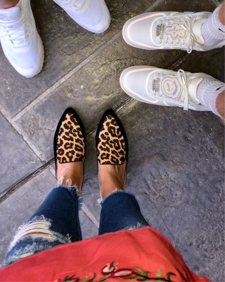 My favorite shoes of all time are these leopard print mules a.k.a cockroach killers. Some of you told me I was going to bring home cockroach babies on these after my most recent trip to Florida and to that I say, not today Satan! #Irebukethee #cockroachbabies http://liketk.it/2xNbO #liketkit @liketoknow.it