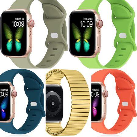 Apple Watch bands from Amazon!    http://liketk.it/3hGu1 #liketkit @liketoknow.it #LTKunder50