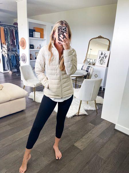 Best Amazon puffer coat! Comes in so many colors & fits tts #amazonfashion  #LTKstyletip #LTKsalealert #LTKSeasonal