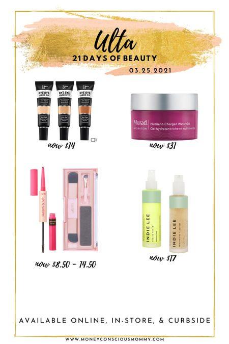 Today's 50% Beauty Steals!    #LTKSpringSale #LTKsalealert #LTKbeauty