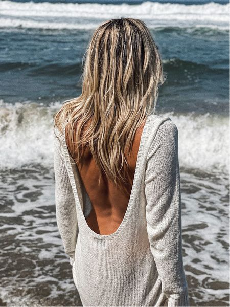 Backless is best...