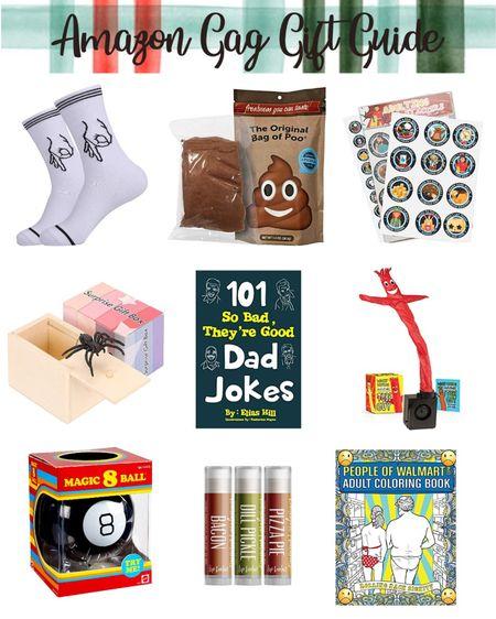 Amazon finds, gag gift, white elephant, funny gift, gift guide, amazon. #LTKgiftspo #LTKfamily #LTKsalealert #liketkit @liketoknow.it http://liketk.it/33tpO