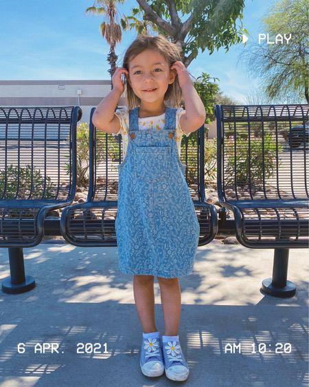 Lily's OOTD from Old Navy!  Toddler Girl Outfit  #LTKfamily #LTKsalealert #LTKbaby