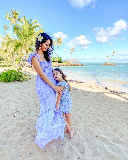 Happy Mother's Day 💗 // sundress, beach dress, tie dye cover up http://liketk.it/2OCKR #liketkit #LTKunder100 #LTKsalealert #LTKspring @liketoknow.it