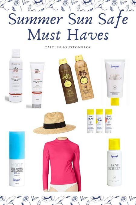 Summer Sun Safe Products http://liketk.it/3cOUX #liketkit @liketoknow.it #LTKunder50