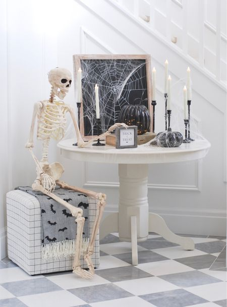 It's That time of year! Bring in the spooky fun! 🗝🕸🕷🦴  #LTKhome #LTKHoliday #LTKSeasonal
