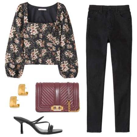 Sharing some nighttime outfit inspo for whether you're heading to date night, happy hour, or dinner with friends this fall! Every piece also happens to be budget-friendly ♥️  You can find the details for this chic look + more style inspo by following @merrittbeck on the @shop.ltk app!   #tssedited #thestylescribe #ootd #outfitinspo #datenight #nightout #abercrombie #heels #affordable #falloutfit   #LTKSeasonal #LTKstyletip #LTKunder100