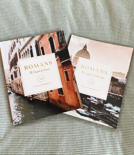 Romans Study Volume 1 and 2  #LTKfamily #LTKhome #LTKbacktoschool