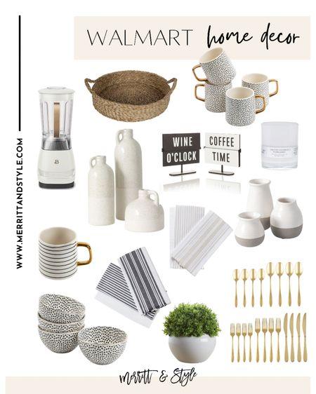Kitchen favorites white kitchen accents farmhouse kitchen decor Walmart home    #LTKstyletip #LTKunder50 #LTKhome http://liketk.it/3l6Qf #liketkit @liketoknow.it