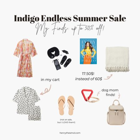 Indigo Endless Summer Sale! Up to 50% off!   I'm obsessed with Indigo, I always get a few journals every time I go, but I thought these were fun for traveling, lounging by the pool or hanging out outside with your dog!    Wildone. Matt and Nat. Tkees. Herschel.     http://liketk.it/3iKDn #liketkit @liketoknow.it #LTKsalealert #LTKtravel #LTKhome