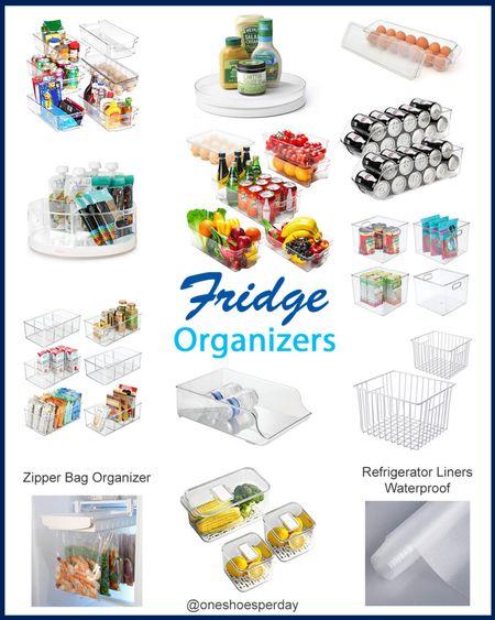 Amazon Finds  Fridge Organizers          http://liketk.it/3pROi @liketoknow.it #liketkit #LTKHoliday #LTKSeasonal #LTKsalealert #LTKhome #LTKfamily #LTKunder50 Amazon Favorites | Kitchen essentials | Kitchen must haves |