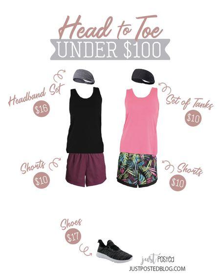 Two workout looks for under $100 http://liketk.it/3j1lf #liketkit @liketoknow.it