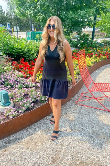 The perfect summer LBD and it's only $15 😎 Dress it up or dress it down. It's comfortable and perfect for super hot days.   http://liketk.it/3hR10    #liketkit @liketoknow.it
