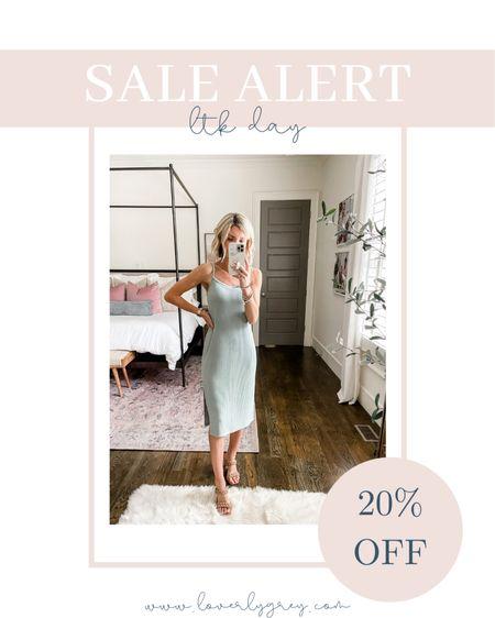 Loverly Grey summer dress pick: wearing size small. Fits tight but stretches out.   #LTKDay #LTKsalealert #LTKstyletip