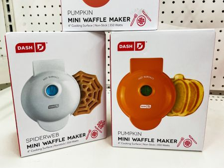Halloween waffle makers 🎃   #LTKhome #LTKSeasonal #LTKfamily
