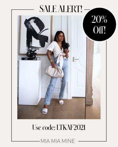 LTK Day Sale picks Abercombie sale - take 20% off with code LTKAF2021  Abercombie white linen shirt - Wearing an XS Abercrombie denim wearing a 24   #LTKsalealert #LTKDay #LTKunder100