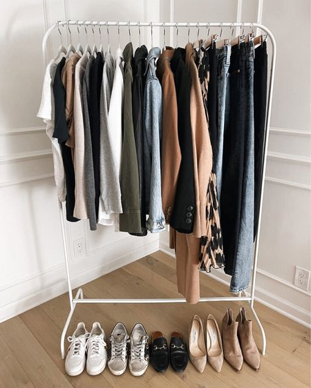 Fall capsule wardrobe! Everything you need for fall this season for a versatile closet   #LTKunder100 #LTKunder50 #LTKstyletip