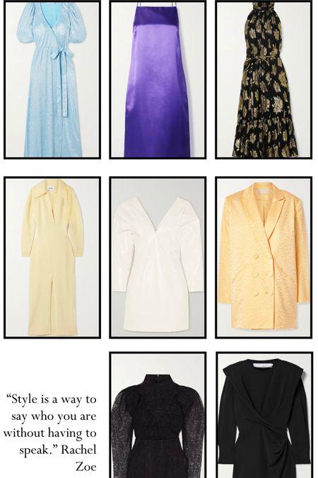 Last remaining items : Pretty SALE Dresses from  Net-A-Porter great for spring - #liketkit #LTKSpringSale #LTKunder100 #LTKstyletip @liketoknow.it @liketoknow.it.europe http://liketk.it/3b3F4