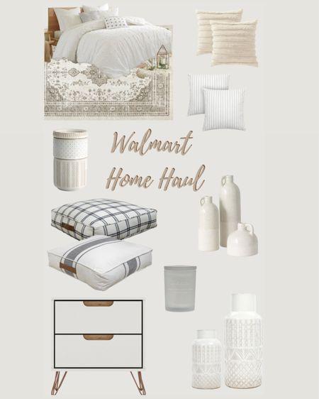 Walmart Home Haul. Everything you need to decorate! #ad #WalmartHome  http://liketk.it/3ggD0 @liketoknow.it #liketkit #LTKhome #LTKsalealert #LTKfamily