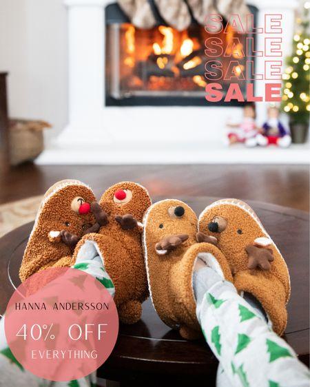 Hanna Andersson 40% off everything   Slippers Christmas  Cozy  Holiday  Seasonal   #LTKSeasonal #LTKGiftGuide #LTKHoliday