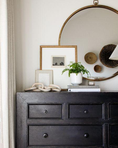 Master bedroom styled dresser. http://liketk.it/2Mc7C @liketoknow.it #liketkit