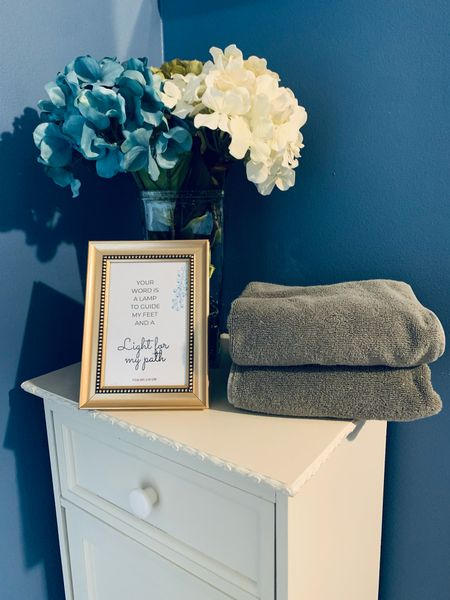 This simple affordable look is one of my favorites in my bathroom.   #interiordesign #design #interior #homedecor #architecture #home #decor #interiors #homedesign #art #interiordesigner #furniture #decoration #luxury #designer #interiorstyling #interiordecor #homesweethome #handmade #inspiration #furnituredesign #bathroom #powderroom  #interiordecorating #style #instagood #kitchendesign #realestate #vintage #architect #bhfyp  #LTKstyletip #LTKfamily #LTKhome
