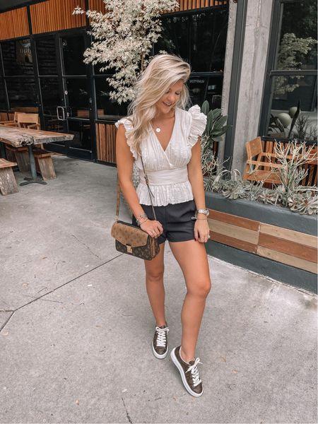 Express Top & Shorts