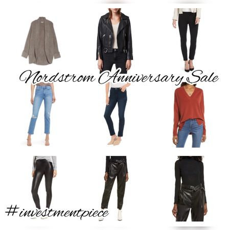 Fall must haves at the @nordstrom #anniversarysale (open access starts 7/28 so bookmark or if you have early access shop away!) #investmentpiece   #LTKstyletip #LTKsalealert #LTKunder100