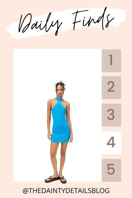 Daily finds: love this blue color!   #LTKstyletip #LTKtravel #LTKunder100