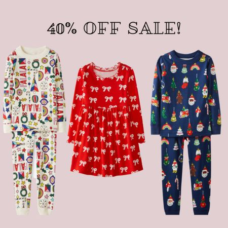 What I got my kids during the Hanna Andersson sale!   #LTKkids
