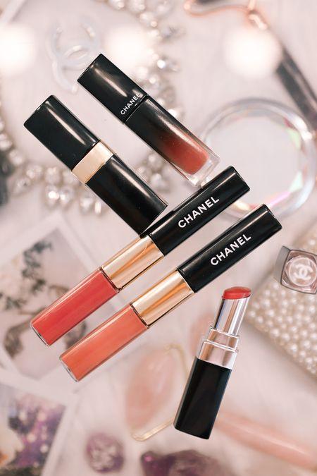 The 5 best nude lipsticks from Chanel!   #LTKbeauty