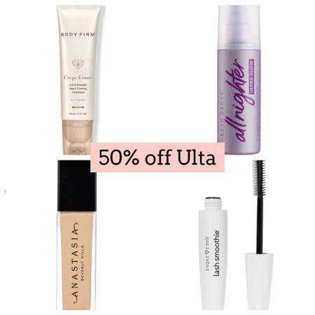 Ulta beauty deals   #LTKbeauty #LTKsalealert #LTKunder50