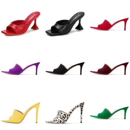 Amazon finds under $50 Mule heels for woman Heel sandals Summer outfits Vacation outfits Holiday outfits Amazon fashion   http://liketk.it/3iCZE #liketkit @liketoknow.it #LTKshoecrush #LTKstyletip #LTKunder50