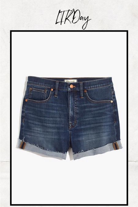 My go-to denim shorts for years.   #LTKstyletip #LTKunder50 #LTKsalealert