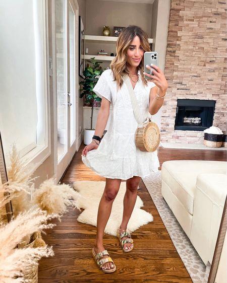White eyelet  dress size Xs #liketkit @liketoknow.it http://liketk.it/3ig9g #LTKunder100 #LTKunder50 #LTKsalealert