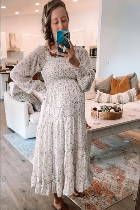 Use code PRICEDROP for 20% off! My new favorite style of dress 🥰 @pinkblushmaternity sent me this adorable flowy maternity dress and I'm in love!  There are 2 different colors, but they are going fast! I'm wearing a size medium and am 31 weeks pregnant.  Head over to stories to see how I styled this dress and another cute dress from Pink Blush!  It has pockets! . . #pinkblushmaternity #prettyinpinkblush #pinkblushstyleambassador #bodycondress #maternitydresses #limeyellow #floridablogger #floridabloggers #spacecoast #spacecoastliving #maternityfashion #stylethebump #31weekspregnant #thirdtrimester #ltkbump #denimjackets #bellybump #bumpselfie #melbournebeach #pregnantstyle #pregnantbellybump #bumpshell #bumpdate #bumpfriendly #bumppic    #LTKbaby #LTKbump #LTKsalealert