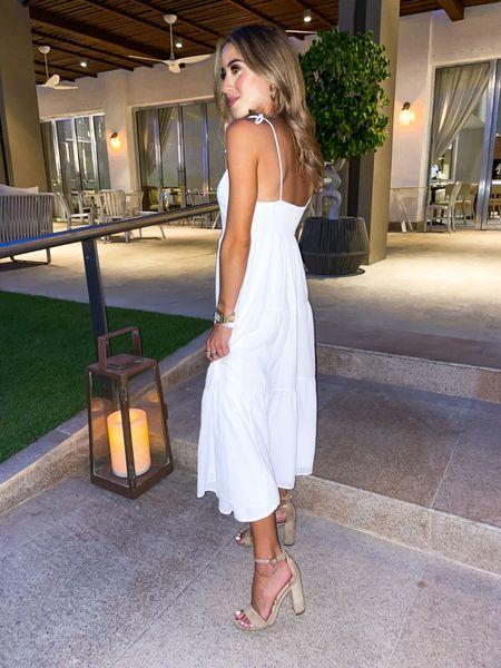 White dress size Xs   #LTKsalealert #LTKunder100 #LTKwedding