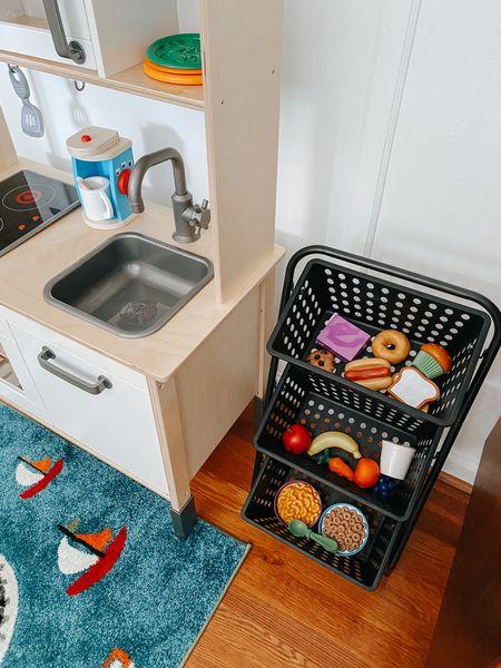 Cute play food storage  #LTKbaby #LTKkids #LTKfamily