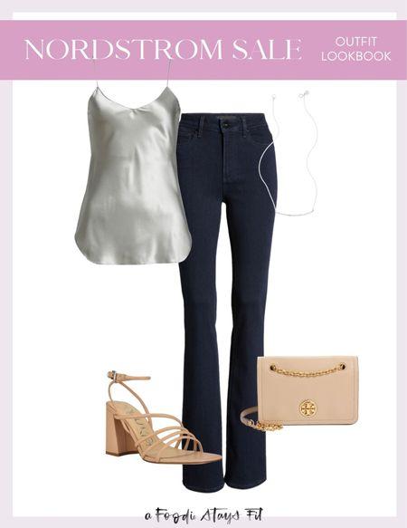Date night outfit all from the Nordstrom Anniversary Sale!  #LTKstyletip #LTKsalealert #LTKshoecrush