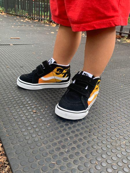 New kicks who 'dis? New shoes. Fall shoes. Shoe sale. Kids shoes. Baby dhoes. Walker shoes. Fall outfit refresh. Freah kicks.   #LTKshoecrush #LTKbaby #LTKkids