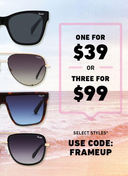 Quay Sunglasses   #LTKunder50 #LTKsalealert #LTKSpringSale